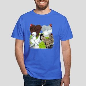 Feather-legged Bantams Dark T-Shirt