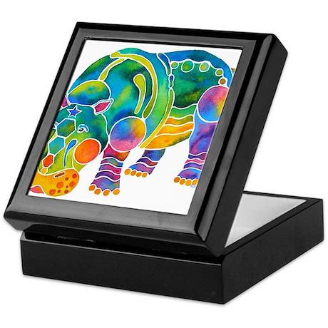 Best HIPPO in Many Colors Keepsake Box