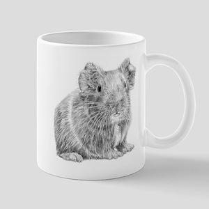 Guinea Pig/Cavy Illustration Mug