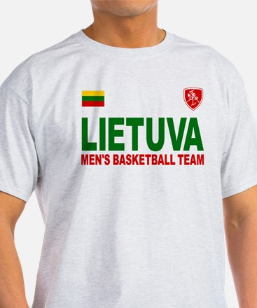 Lietuva Men's Basketball T-Shirt