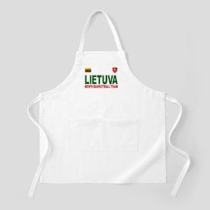 Lietuva Men's Basketball Apron