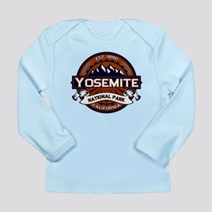 Yosemite Vibrant Long Sleeve Infant T-Shirt