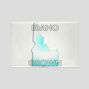 Idaho grown Rectangle Magnet