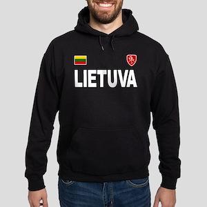 Lietuva Olympic Style Hoodie (dark)