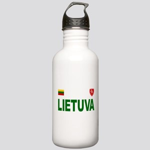 Lietuva Olympic Style Stainless Water Bottle 1.0L