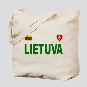Lietuva Olympic Style Tote Bag