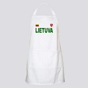 Lietuva Olympic Style Apron