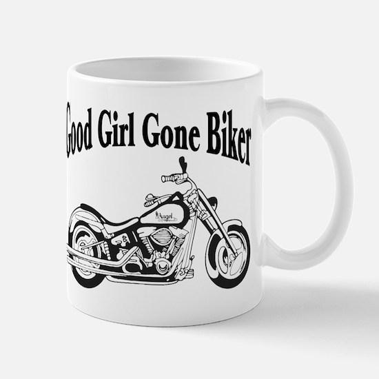 Good Girl Biker II Mug