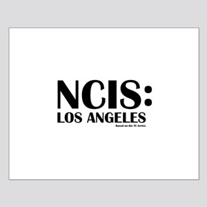 NCIS Los Angeles Small Poster