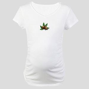 Ohio Buckeye Maternity T-Shirt