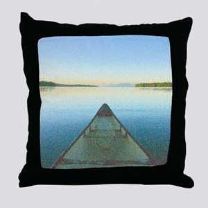 Winnapesaukee View Throw Pillow