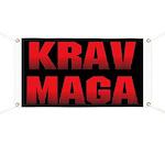 Krav Maga Banner