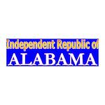 Alabama-2 42x14 Wall Peel