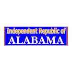 Alabama-2 21x7 Wall Peel