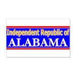 Alabama-2 22x14 Wall Peel