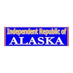 Alaska-2 21x7 Wall Peel
