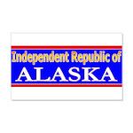Alaska-2 22x14 Wall Peel