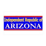 Arizona-2 38.5 x 24.5 Wall Peel