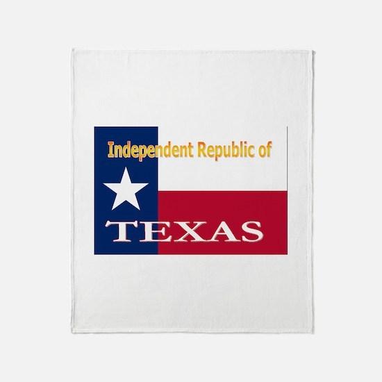 Unique Independent Throw Blanket