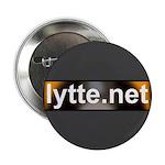 """lytte.net 2.25"""" Button (10 pack)"""