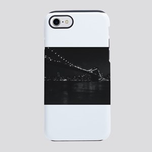 Vintage New York City Manhatta iPhone 7 Tough Case