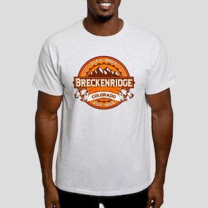 Breckenridge Tangerine Light T-Shirt
