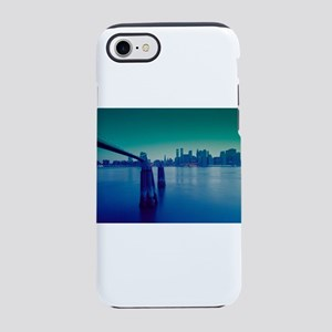 New York City Manhattan Skylin iPhone 7 Tough Case