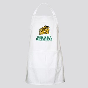 Proud Cheesehead Apron