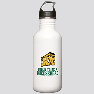 Proud Cheesehead Stainless Water Bottle 1.0L