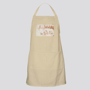 Study for The Last Supper Apron