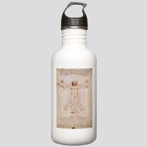 Vitruvian Man Stainless Water Bottle 1.0L