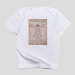 Vitruvian Man Infant T-Shirt