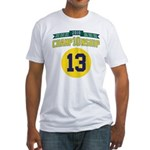 2010 Champ10nship 13 Fitted T-Shirt