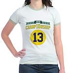 2010 Champ10nship 13 Jr. Ringer T-Shirt