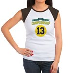 2010 Champ10nship 13 Women's Cap Sleeve T-Shirt