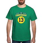 2010 Champ10nship 13 Dark T-Shirt