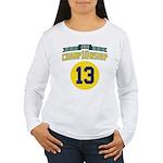 2010 Champ10nship 13 Women's Long Sleeve T-Shirt