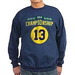 2010 Champ10nship 13 Sweatshirt (dark)