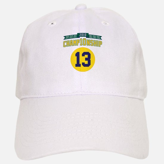2010 Champ10nship 13 Baseball Baseball Cap