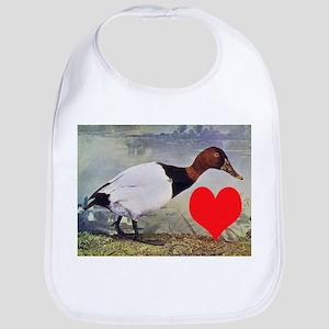 Love Duck Bib