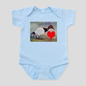 Love Duck Infant Bodysuit