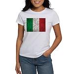 Italy Flag Women's T-Shirt