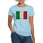 Italy Flag Women's Light T-Shirt