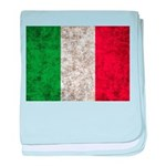 Italy Flag baby blanket