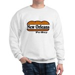 Poboy Sweatshirt