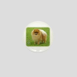Pomeranian 8T087D-06 Mini Button