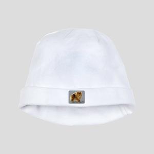 Pomeranian 9R042D-22 baby hat