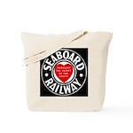 Seaboard Railway Tote Bag