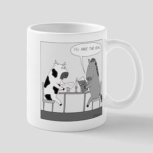 Awkward Moments in Animal Dating (No Text) Mug