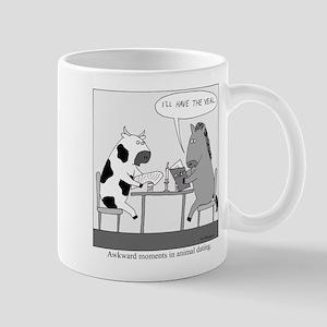 Awkward Moments in Animal Dating Mug